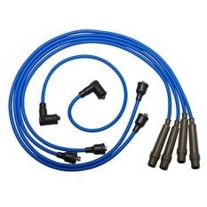 Sierra International 18-8813-1 Premium MAGFORCE Marine Spark Plug Wire Set untuk Volvo Penta Stern Drive Mesin -Intl