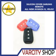 Silicon Cover Silikon Kondom sarung remote All New Avanza G, Veloz