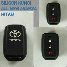 Silicon Remote Kunci All New Avanza Hitam By Monza Variasi.