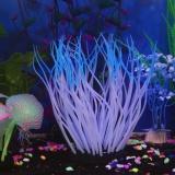 Beli Silicone Aquarium Ikan Tangki Buatan Tanaman Karang Underwater Ornamen Dekorasi Intl Nyicil