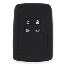 Karet Silikon Case Penutup Kunci Mobil Protector Sticker Holder Cocok Untuk Renault Koleos Kadjar 2016