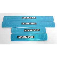 SILL PLATE SAMPING MOBIL TOYOTA CALYA plus LAMPU - CALYA SILL (SN) - SILVER