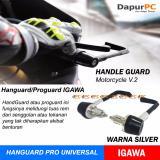 Diskon Silver Igawa Handle Guard Proguard Handguard Pro Universal V 2 Branded