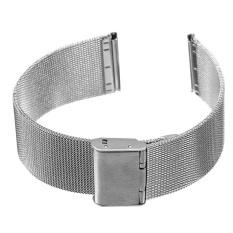 Ulasan Tentang Perak Stainless Steel Perhiasan Gelang Tali Jala Jala Band 20Mm
