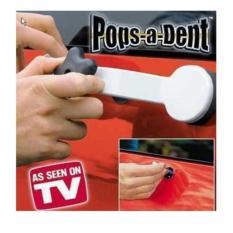 Simoniz Pops A Dent - Solusi untuk body mobil penyok
