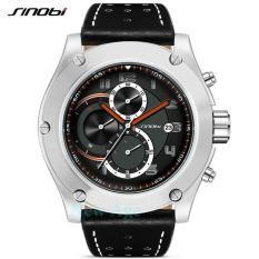 Jual Sinobi Jam Tangan Analog Speedometer Style Watch Hitam Coklat Branded Murah