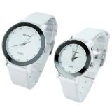 Spesifikasi Sinobi Jam Tangan Couple 626323 626320 Putih Lengkap