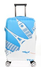 Cover For 26 To 28 Inch Suitcase Luggage Cover Protector Suitcase Cover Only Cover Not Specified Diskon 40