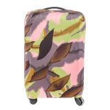 Toko Amibo Xc Case Untuk Koper Luggage Protector Anti Debu Cover Elastis Protector Untuk 18 20 22 24 26 28 30 32 Inch Koper Hanya Penutup Tiongkok