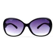 Jual Sisi Bulat Wanita Model Sama Merubah Dengan Pelan Kacamata Hitam Kacamata Hitam Termurah