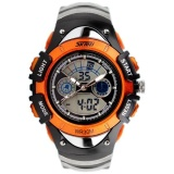 Jual Skmei 0998 Kids Watches Olahraga Digital Karet Tahan Air 3Bar Hadiah Jam Tangan Siswa Stopwatch Orange Original