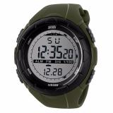Jual Skmei 1025 Digital Watch Sporty Watch Jam Tangan Sport Pria Army Green Skmei Branded