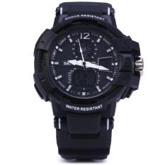 Toko Skmei 1040 5Atm Water Resistant Led Watch Intl Yang Bisa Kredit