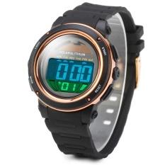 Toko Skmei 1096 5Atm Tahan Air Tenaga Surya Led Olahraga Watch Dengan Alarm Lampu Belakang Intl Online