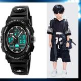 Spesifikasi Skmei 1163 Jam Tangan Anak Anak Fashion Sport Wristwatch Tahan Air Dual Time Led Analog Digital Quartz Watch Untuk Anak Lelaki Asli Intl Baru