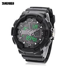 Toko Skmei 1189 Olahraga Watch Dual Movt Digital Tampilan Kuarsa Jam Tangan Hitam Intl Terlengkap