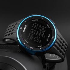 Harga Water Resistant Led Digital Sportwatch Jam Tangan Wanita Skmei 1219 Seken