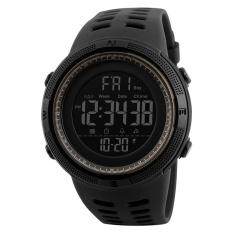Promo Skmei 1251 50 M Tahan Air Pria Digital Olahraga Watch Intl