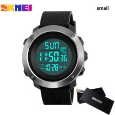 Beli Barang Skmei 1267 Pria Wanita Digital Militer Watch Mens Watches Top Brand Luxury Jam Wanita Led Olahraga Watches Relogio Masculino Intl Online