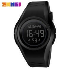 Jual Skmei 1269 Men And Women General Outdoor Sports Electronic Watches Black Intl Branded Murah