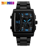 Harga Skmei 1274 Pria Elektronik Watch Multi Fungsi Olahraga Luar Ruangan Jam Tangan Elektronik Biru Intl Lengkap