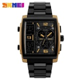 Beli Skmei 1274 Pria Elektronik Watch Multi Fungsi Olahraga Luar Ruangan Jam Tangan Elektronik Emas Intl Skmei Online