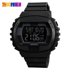 Beli Barang Skmei 1304 Outdoor Pedometer Sports Shirt Watch Hitam Intl Online