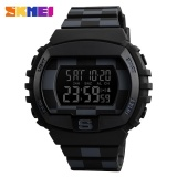 Toko Skmei 1304 Outdoor Pedometer Sports Shirt Watch Hitam Kisi Belt Intl Lengkap