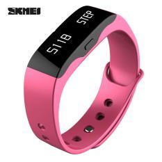 Harga Skmei Merek Kebugaran Olahraga Smartwatch Bluetooth 4 Tahan Air Fashion Casual Jam Olahraga Luar Ruang Monitor Tidur Smart Watch Intl Paling Murah