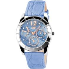 Skmei Merek Ladies Watch Belanja Online Watch Winder Wrist Watch Fashion Desain Baru Putih Pink-Intl