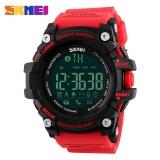 Spesifikasi Skmei Merek Watch 1227 Pria Sport Smart Fashion Luar Ruangan Digital Watches Kebugaran Tracker Bluetooth Big Dial Arloji Murah