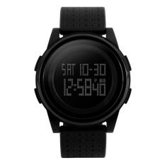 Jual Cepat Skmei Merek Watch 1206 Olahraga Jam Tangan Ultrathin Led Digital Waterproof Jelly Kasual Kolam Jam Tangan For Pria And Wanita Fashion Baru Intl