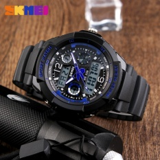 Jual Skmei Merek Watch Anak Olahraga Watches 50 M Tahan Air Fashion Kasual Quartz Digital Watch Boys Gadis Dipimpin Jam Tangan Multifungsi 1060 Ori