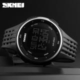 Spesifikasi Skmei Merek Watch Digital Jam Tangan Pria Sport Arloji Chronograph Fashion Jam Pu Band Tahan Air Relogio Masculino Watch1219 Intl Murah
