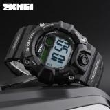 Spesifikasi Skmei Merek Watch Pria Wanita Rusia Berbicara Jam Olahraga Watch Digital Clock El Lampu Luar Olahraga Jam Tangan Alarm Relogio 1162 Intl Terbaru