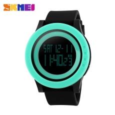 SKMEI merek Watch olahraga Watches mode santai Waterproof LED Digital wanita mahasiswa jam tangan untuk 1142