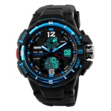Diskon Skmei Merek Watch1148 Fashion Watch G Gaya Tahan Air Led Olahraga Militer Jam Tangan Shock Pria Pria Analog Quartz Digital Watch Relogio Masculino Intl Skmei