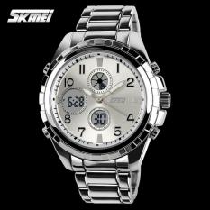 SKMEI Casio Men Sport LED Watch Water Resistant 30m - AD1021