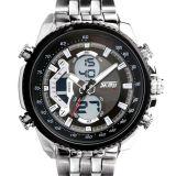 Beli Skmei Casio Men Sport Led Watch Water Resistant 50M Ad0993 Black Yang Bagus