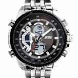 Toko Skmei Casio Men Sport Led Watch Water Resistant 50M Ad0993 Hitam Termurah