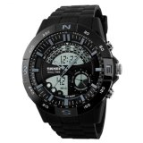 Beli Skmei Casio Men Sport Led Watch Water Resistant 50M Ad1110 Hitam Pake Kartu Kredit