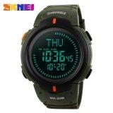 Beli Skmei Casual Compass Sports Watches Men Countdown Waktu Dunia Jam Tangan Digital Jam Tangan 1231 Intl Lengkap