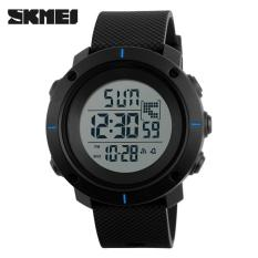 Toko Skmei Casual Men Silicone Strap Watch Water Resistant 50M Dg1213 Online Terpercaya