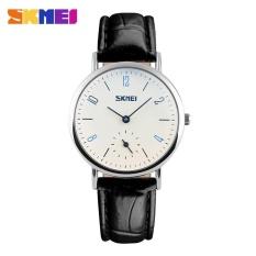 Toko Skmei Classic Pecinta Beberapa Jam Tangan Wanita Men S Watches Quartz Tahan Air Wrist Watches 9120 Wanita Sabuk Hitam Putih Intl Lengkap