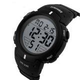 Harga Skmei Digital Pioneer Sport Watch Water Resistant 50M Jam Tangan Pria Karet Dg1068 Hitam Lengkap