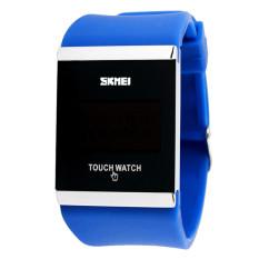 Beli Skmei Fashion Sports Memimpin Layar Sentuh Tahan Terhadap Udara Some Perhiasan Warna Warna Warni 0983 Biru Lengkap