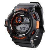 Beli Skmei Flash Eyes Chrono Digital Sport Watch Hitam Online Murah