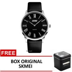 Jual Skmei Jam Tangan 9092Cl Black Box Original Skmei Import
