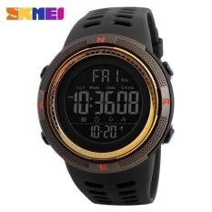 Spesifikasi Skmei Jam Tangan Analog Dg1251 Black Gold Skmei