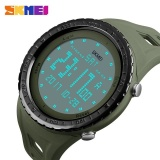 Beli Skmei Jam Tangan Digital Dg1246 Army Green Kredit